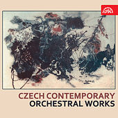 Play & Download Czech Contemporary Orchestral Works by Czech Philharmonic Orchestra | Napster