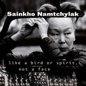 Like a Bird or Spirit, Not a Face by Sainkho Namtchylak