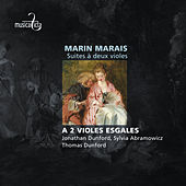 Marais: Suites à deux violes by Various Artists