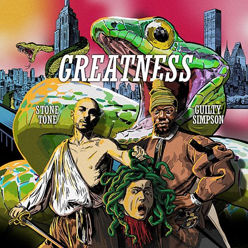 Play & Download Greatness - Single by Stone Tone | Napster