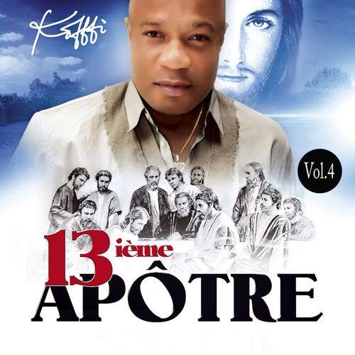 13ième apôtre, Vol. 4 by Koffi Olomidé