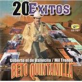 20 Exitos by Beto Quintanilla