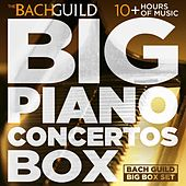Play & Download Big Piano Concertos Box by Various Artists | Napster
