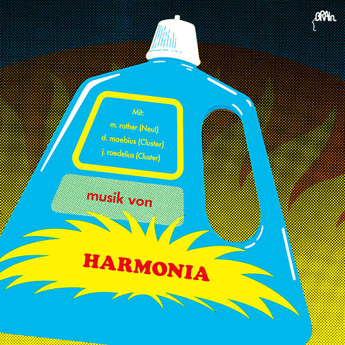 Musik Von Harmonia by The Harmonia