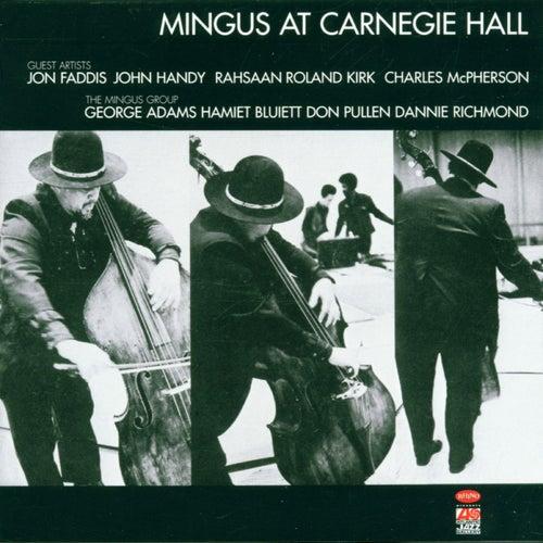 Mingus At Carnegie Hall by Charles Mingus
