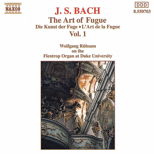 Play & Download The Art of Fugue Vol. 1 by Johann Sebastian Bach | Napster