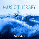 Music Therapy New Age – Calm Music for Rest, Healing Water, Waves, Anti Stress, Easy Going, Inner Silence, Relaxation, Yoga Spirit by Relaxation Therapy Music Universe