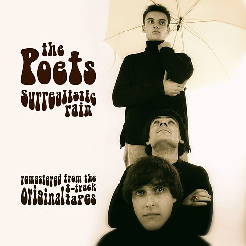Play & Download Surrealistic Rain (Remastered from the 8-Track Original Tapes) by The Poets | Napster