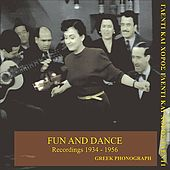 Fun and Dance Recordings 1934-1956 by Various Artists