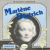 1928/1933 by Marlene Dietrich