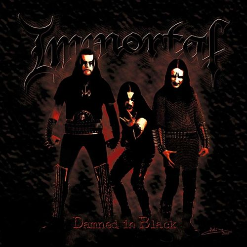 Damned In Black von Immortal