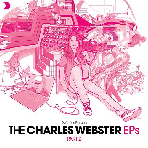 Play & Download Defected Presents The Charles Webster EPs Part 2 by Various Artists | Napster
