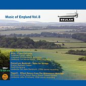 Music of England, Vol. 8 von Various Artists