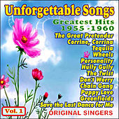 Play & Download Unforgettable Songs Vol. I - Years 55' 60' by Various Artists | Napster