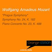Orange Edition - Mozart: Symphony No. 38, K. 504 & Symphony No. 24, K. 182 by Various Artists