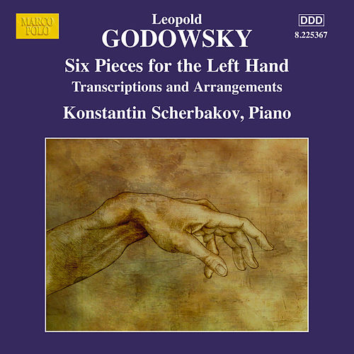 Godowsky: Piano Music, Vol. 13 by Konstantin Scherbakov