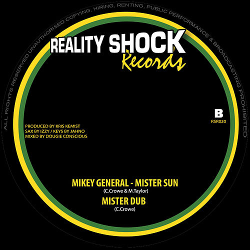 Play & Download Mister Sun by Mikey General | Napster