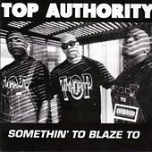 Play & Download Somethin' to Blaze To by Top Authority | Napster