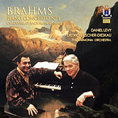 Play & Download Brahms: Piano Concerto No. 1 in D Minor & Chaconne by J.S. Bach from 5 Studies for the Piano by Daniel Levy | Napster