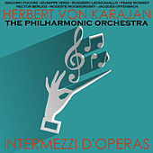 Play & Download Intermezzi d' Opéras by Philharmonia Orchestra | Napster
