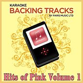 Karaoke Hits Pink, Vol. 1 by Paris Music