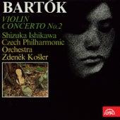 Play & Download Bartók: Violin Concerto No. 2, Sz. 112 by Shizuka Ishikawa | Napster