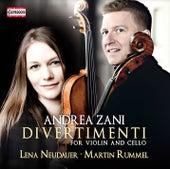 Play & Download Zani: Divertimenti for Violin & Cello by Lena Neudauer | Napster