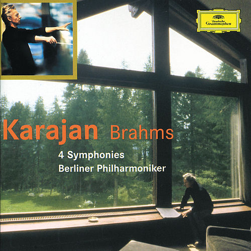 Play & Download Brahms: The 4 Symphonies by Berliner Philharmoniker | Napster