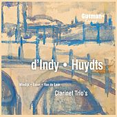 Play & Download d'Indy - Huydts: Clarinet Trio's by Frank Van De Laar | Napster