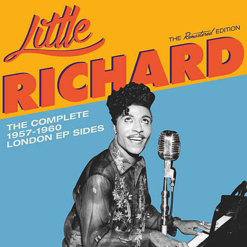 The Complete 1957-1960 London EP Sides (Bonus Track Version) von Little Richard