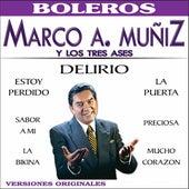 Play & Download Marco Antonio Muñiz y los Tres Ases by Marco Antonio Muñiz | Napster