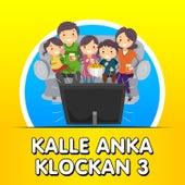 Kalle Anka klockan 3 by Pelle Carlberg