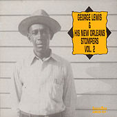 George Lewis and His New Orleans Stompers, Vol. 2 by George Lewis