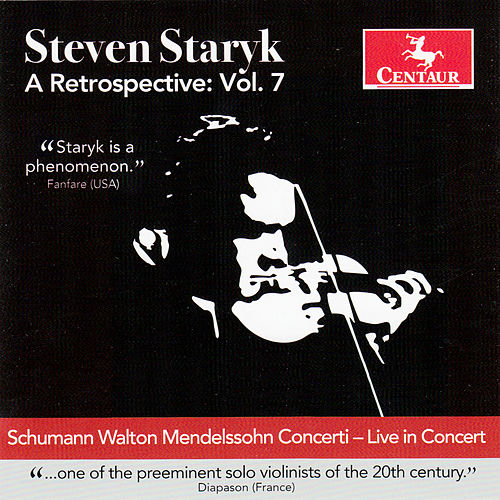 Play & Download Steven Staryk: A Retrospective, Vol. 7 by Steven Staryk | Napster
