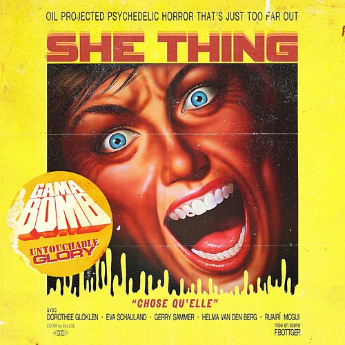 Play & Download She Thing by Gama Bomb | Napster