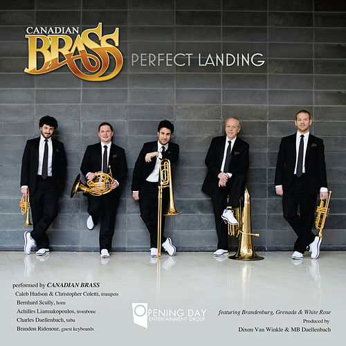 Play & Download Perfect Landing by Canadian Brass | Napster