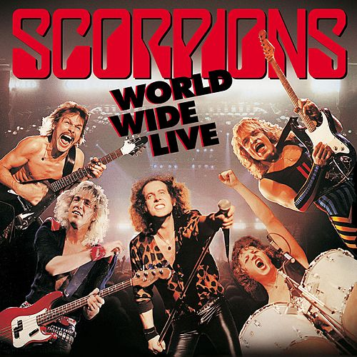 World Wide Live (50th Anniversary Deluxe Edition) de Scorpions
