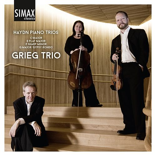 Play & Download Haydn Piano Trios by Grieg Trio | Napster