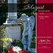 Mozart:  Requiem; Exsultate Jubilate by Apollo's Fire