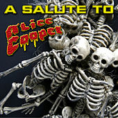 Play & Download A Salute To Alice Cooper by Various Artists | Napster