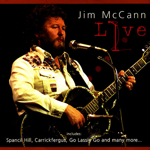Jim McCann Live by Jim McCann