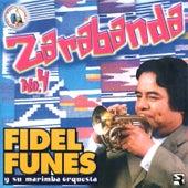 Zarabanda No.4. Música de Guatemala para los Latinos by Fidel Funes Y Su Marimba Orquesta