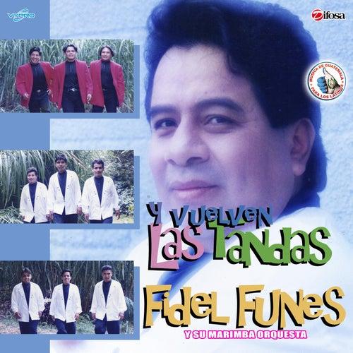 Y Vuelven las Tandas de Fidel Funes. Música de Guatemala para los Latinos by Fidel Funes