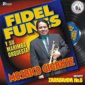 Mosaico Gigante. Incluye Zarabanda No. 8. Música de Guatemala para los Latinos by Fidel Funes Y Su Marimba Orquesta