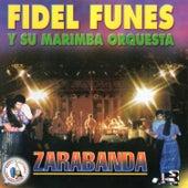 Zarabanda. Música de Guatemala para los Latinos by Fidel Funes Y Su Marimba Orquesta
