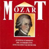 Mozart, Jupiter Symphony, Die Zauberflnöte,Eine Kleine Nachtmusik by Various Artists