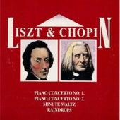 Liszt & Chopin, Piano Concerto No.1, Piano Concerto No. 2 , Minute Waltz, Raindrops by Ida Czernecka