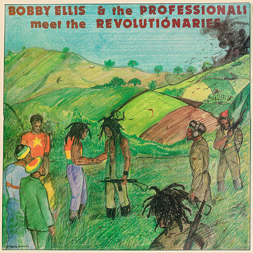 Play & Download Bobby Ellis & The Professionals Meet the Revolutionaries by The Aggrovators | Napster