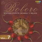 Play & Download El Bolero, Sentimientos de Hombre y Mujer, Vol. 7 - Cómplices de Intimidades by Various Artists | Napster