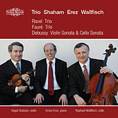 Play & Download Ravel, Fauré & Debussy: Piano Trios & Sonatas by Trio Shaham Erez Wallfisch | Napster